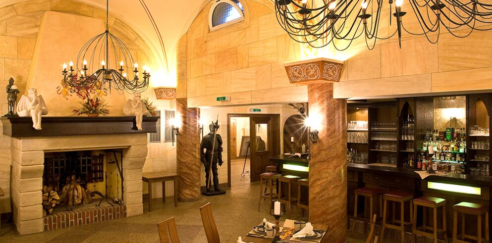 The Lakeside Burghotel zu Strausberg 15800