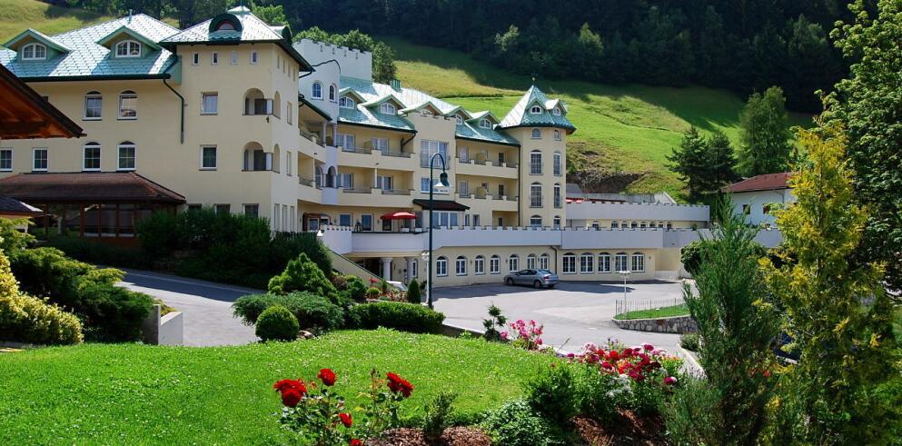 Hotel Ferienschlössl 15872