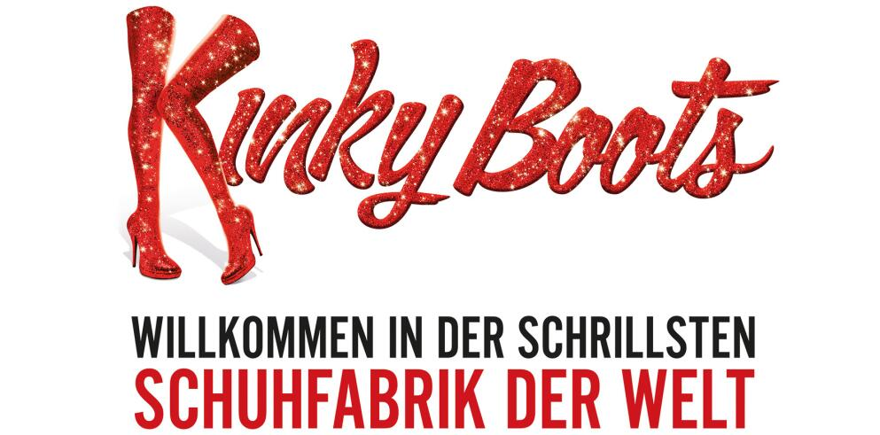 KINKY BOOTS Musical 15962