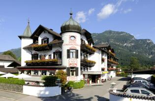 Traumhafter Wellness- und Gourmeturlaub am Fuße der Zugspitze
