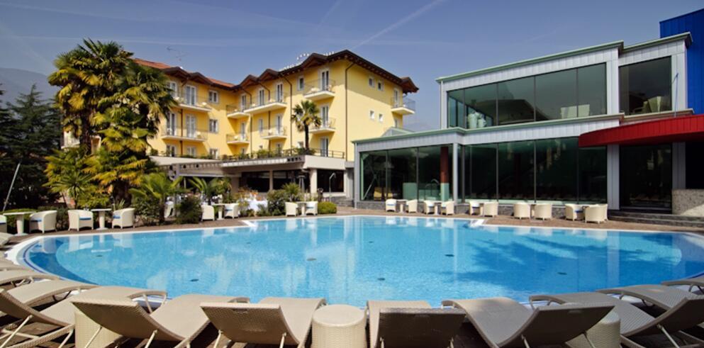 Villa Nicolli Romantic Resort 16082