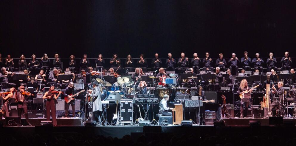 Hans Zimmer live on Tour 2017 16187
