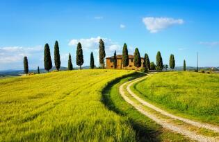 Wohlfühlurlaub im historischen Herrenhaus im Herzen der Toskana