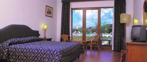 Standard Doppelzimmer