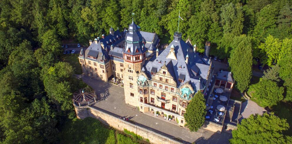 Schloss Hotel Wolfsbrunnen 16330