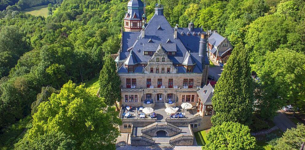 Schloss Hotel Wolfsbrunnen 16340
