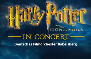 Den Zauber von Hogwarts in der Waldbühne live erleben