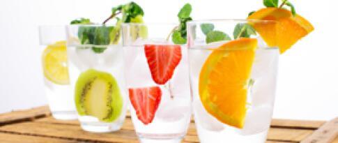 Welcome Drink (Sekt)