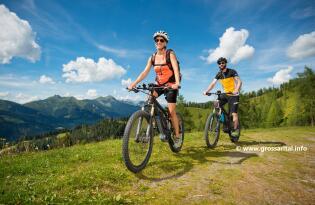 Traumurlaub im Salzburger Land, umgeben von der zauberhaften Bergwelt
