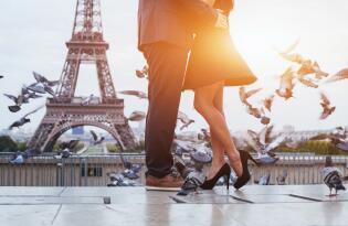 Umgeben von berühmten Sehenswürdigkeiten und stilvoller Eleganz in Paris