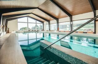 Traumhafter Wohlfühlurlaub mit Panoramablick in den Ammergauer Alpen