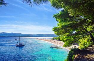 Urlaub an einem der schönsten Plätze der kroatischen Adriaküste