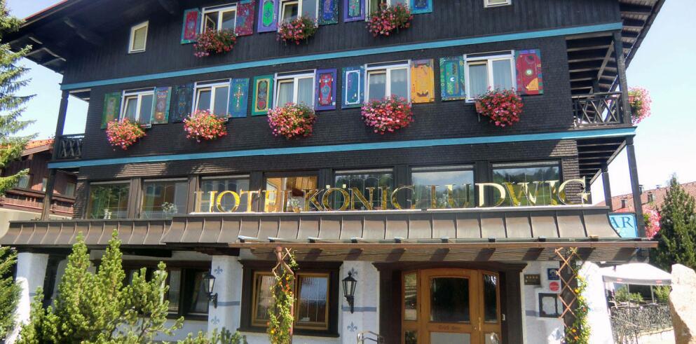 Hotel Ludwig Royal 16747