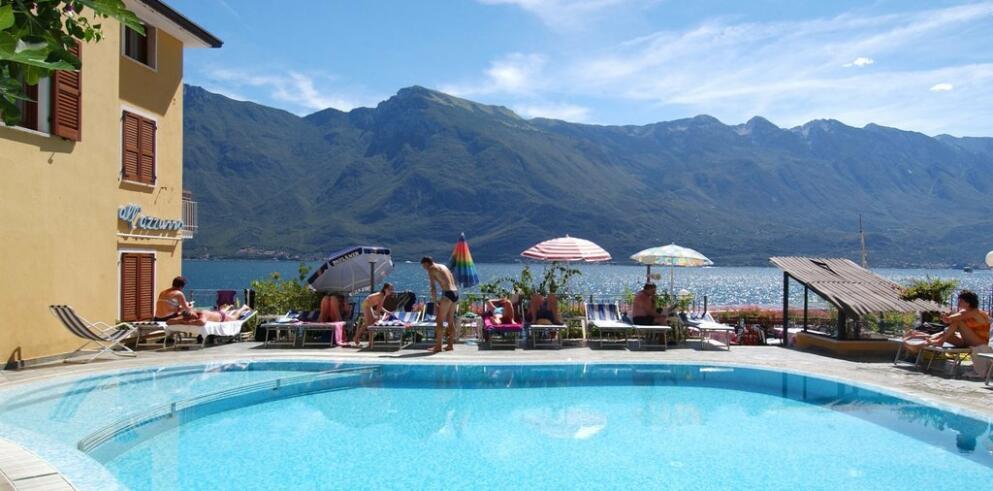 Hotel all'Azzurro 17086