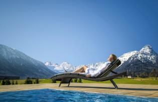 Wellnesstraum inmitten der herrlichen Naturlandschaft der Steiermark