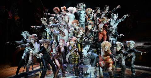 CATS - Das Original im Musical Dome Köln 3