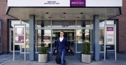 Mercure Hotel München Neuperlach Süd 3