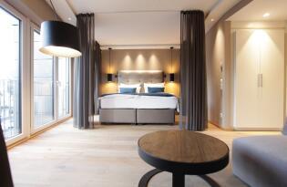 Neueröffnung: Modernes Designhotel für Genießer in der Schwäbischen Alb