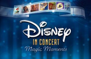 Die beliebtesten Disney Klassiker live in der Festhalle erleben