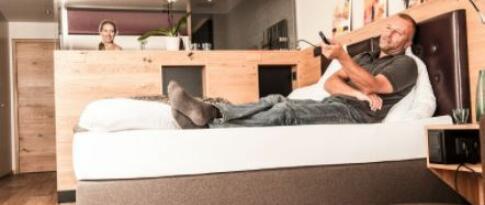 Doppelzimmer mit Zusatzbetten