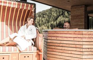 Wellnesstraum der Extraklasse in St. Antons einzigartiger Naturidylle