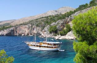 Traumreise Dalmatien: Romantik-Urlaub an der schönsten Küste der Adria