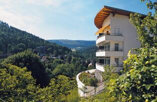 Ruhe und Zweisamkeit im traumhaften Schwarzwälder Bad Herrenalb