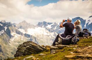 Familienurlaub mit Wohlfühlcharakter im Herzen des Salzburger Landes