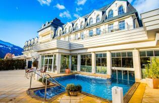 Luxus und exquisiter Komfort im besten Wellnesshotel Europas