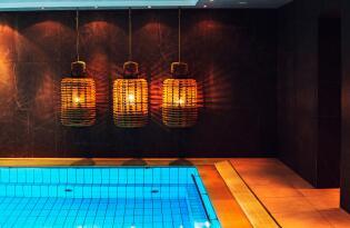 Stilvolles Boutique-Hotel mit preisgekrönten Cocktails für Feinschmecker