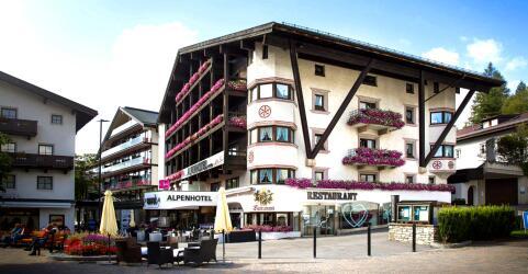 Alpenhotel fall in Love 12