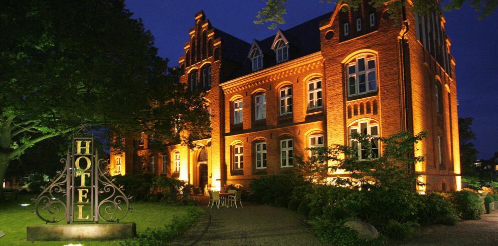 Genießer Hotel Altes Gymnasium 17891