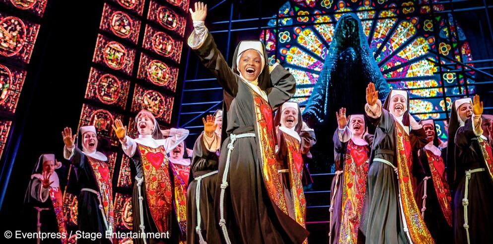 SISTER ACT Musical München 17970