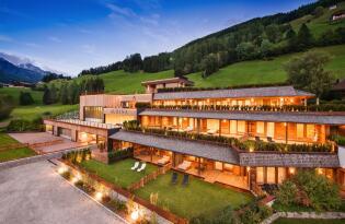 Erstklassiger Luxusurlaub in malerischer Bergkulisse im schönen Südtirol
