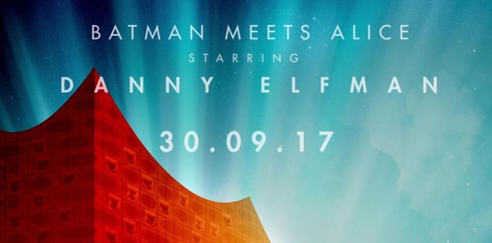 Elbphilharmonie: Hollywood in Hamburg - Batman meets Alice 18137