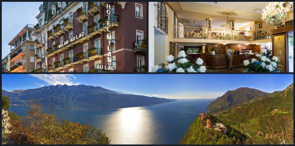 Hotel Milan Speranza au Lac 18139