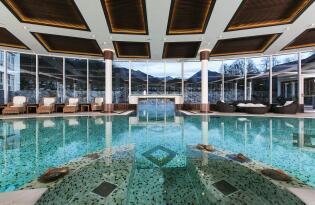 Luxuriöser Hochgenuss mit Panoramablick auf die Tiroler Naturidylle