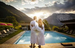 Himmlischer Wohlfühlurlaub im Ötztal inmitten der Tiroler Bergwelten