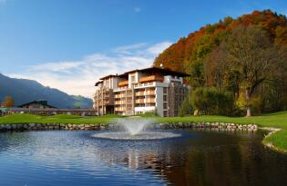 Luxuriöser Hochgenuss & SPA in exklusiver Lage mit Panoramablick