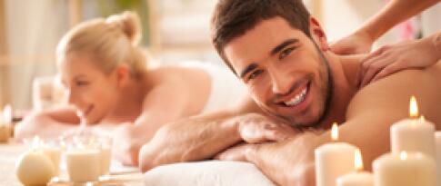 Salve in Terra Behandlung für Paare (40 Minuten)