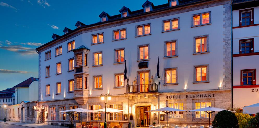 Hotel Elephant Weimar 18437