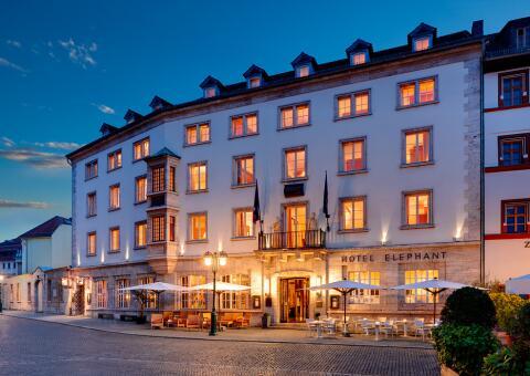 Hotel Elephant Weimar
