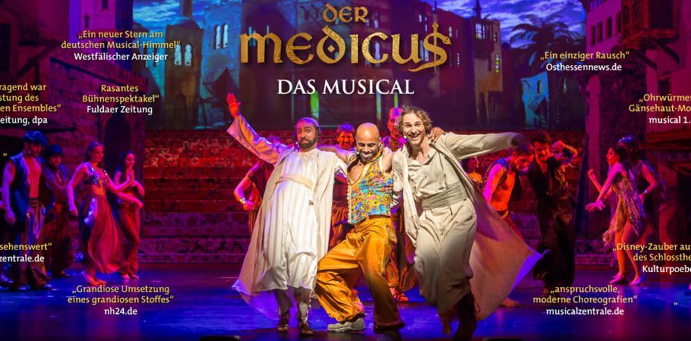 Der Medicus - Musical in Fulda 18510