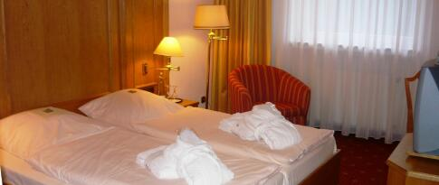 Classic Doppelzimmer Double-Bed