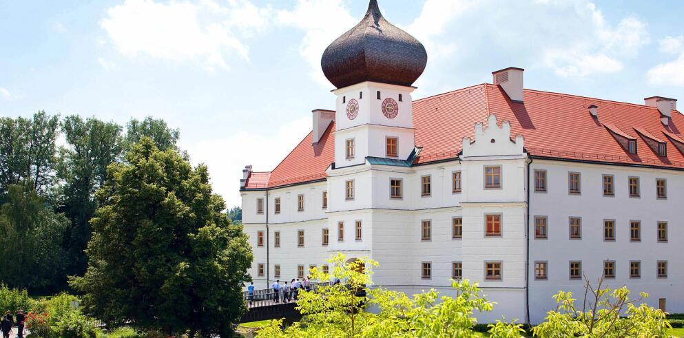 Schloss Hohenkammer 18550