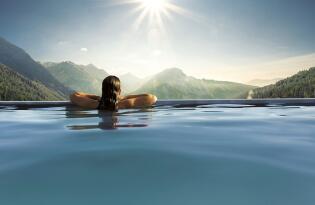Wellness Traum für Genießer in den Alpen