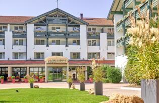 Einzigartiges Wellnesserlebnis im niederbayrischen Kurort Bad Griesbach