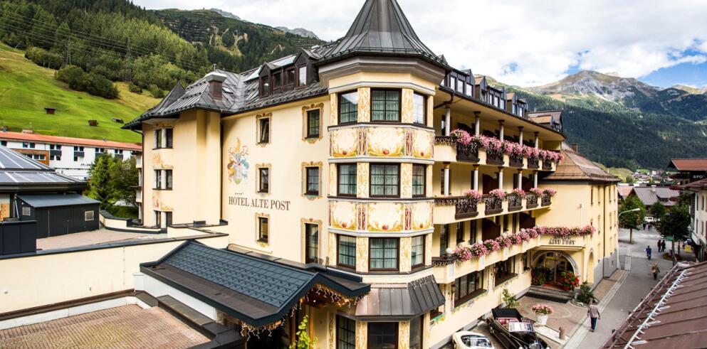 Hotel Alte Post St. Anton 19028