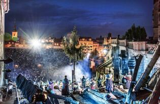 DomStufen Festspiele 2017 - Das Open-Air Event-Highlight des Sommers