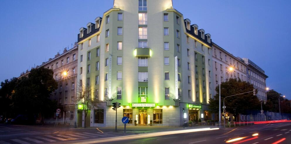 Plaza Alta Hotel 1907